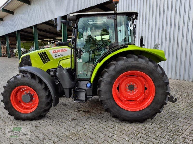 Traktor des Typs CLAAS Arion 410 CIS, Gebrauchtmaschine in Rhede / Brual (Bild 9)