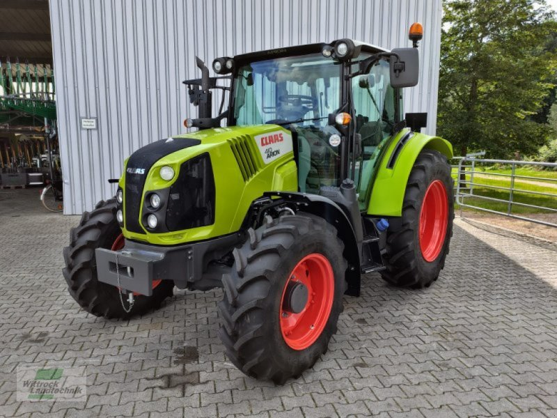 Traktor des Typs CLAAS Arion 410 CIS, Gebrauchtmaschine in Rhede / Brual (Bild 1)