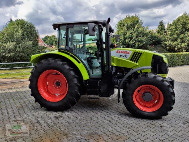 Traktor des Typs CLAAS Arion 410 CIS, Gebrauchtmaschine in Rhede / Brual (Bild 2)
