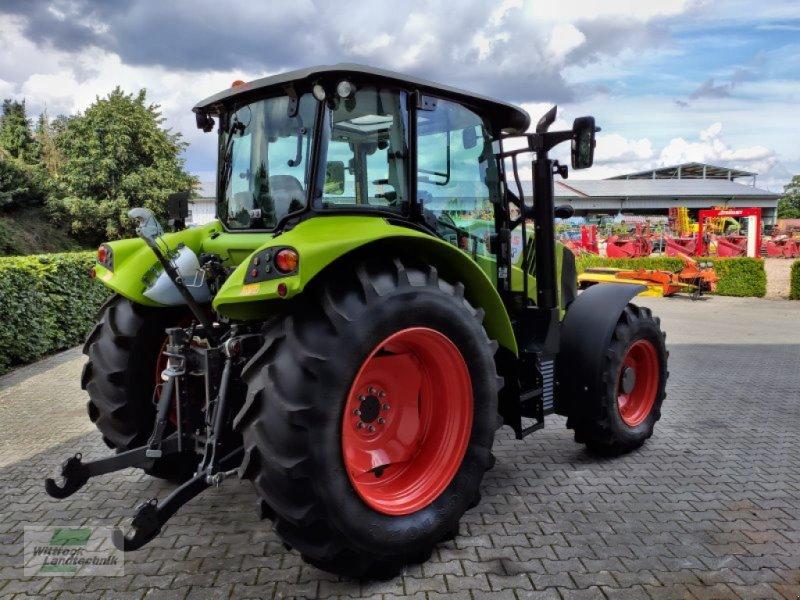Traktor des Typs CLAAS Arion 410 CIS, Gebrauchtmaschine in Rhede / Brual (Bild 6)
