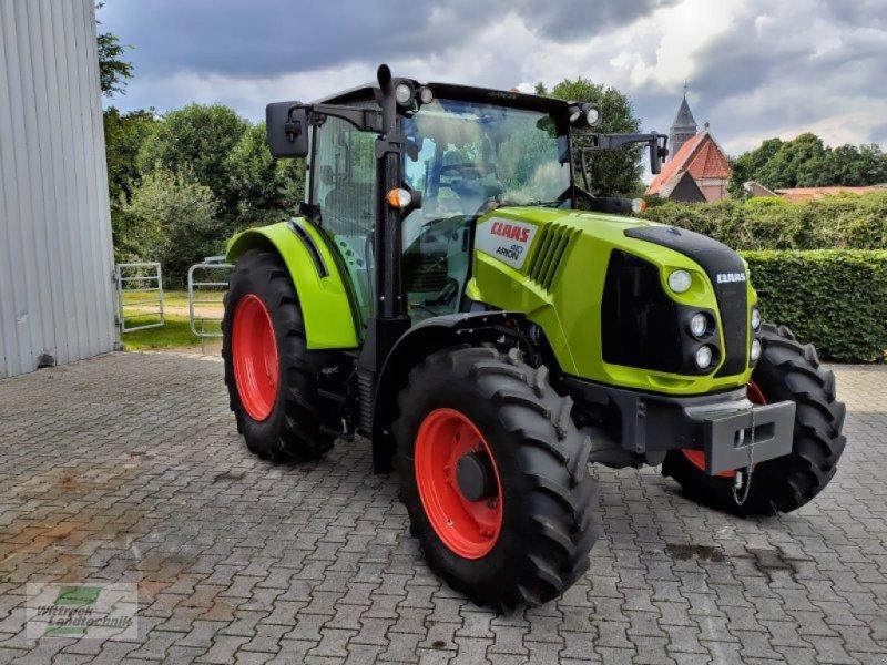 Traktor des Typs CLAAS Arion 410 CIS, Gebrauchtmaschine in Rhede / Brual (Bild 8)
