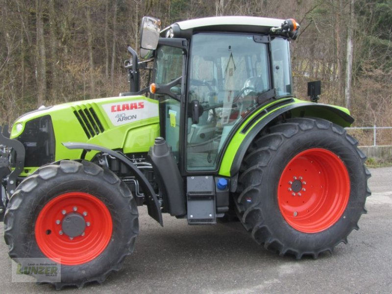 Traktor типа CLAAS Arion 410 CIS, Neumaschine в Kaumberg (Фотография 1)
