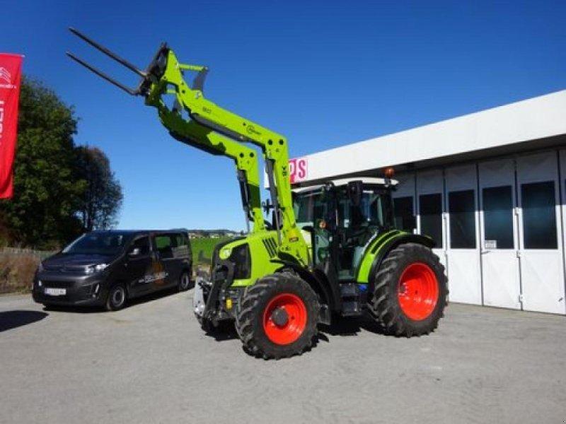 Traktor des Typs CLAAS arion 410 standard, Gebrauchtmaschine in ELIXHAUSEN (Bild 1)
