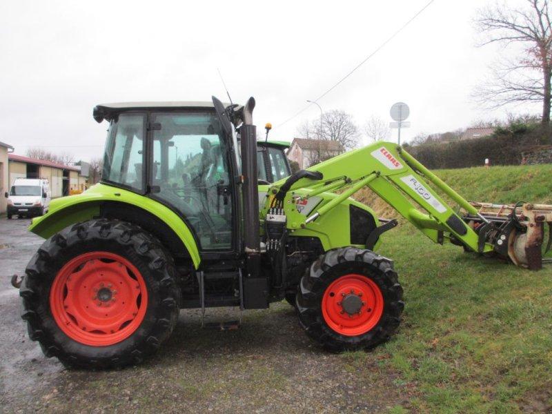 Traktor типа CLAAS ARION 410, Gebrauchtmaschine в RODEZ (Фотография 1)