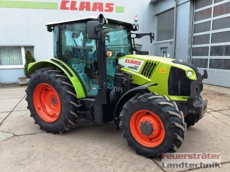 Traktor des Typs CLAAS ARION 410, Gebrauchtmaschine in Beelen (Bild 1)