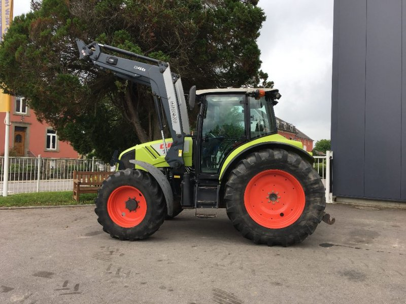 Traktor типа CLAAS ARION 410, Gebrauchtmaschine в Noerdange (Фотография 1)
