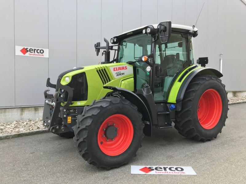 Traktor типа CLAAS Arion 420 CIS+ A52, Gebrauchtmaschine в Oberbipp (Фотография 1)