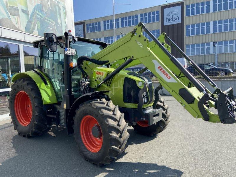Traktor des Typs CLAAS ARION 420 CIS CLAAS TRAKTOR, Vorführmaschine in Hollfeld (Bild 1)