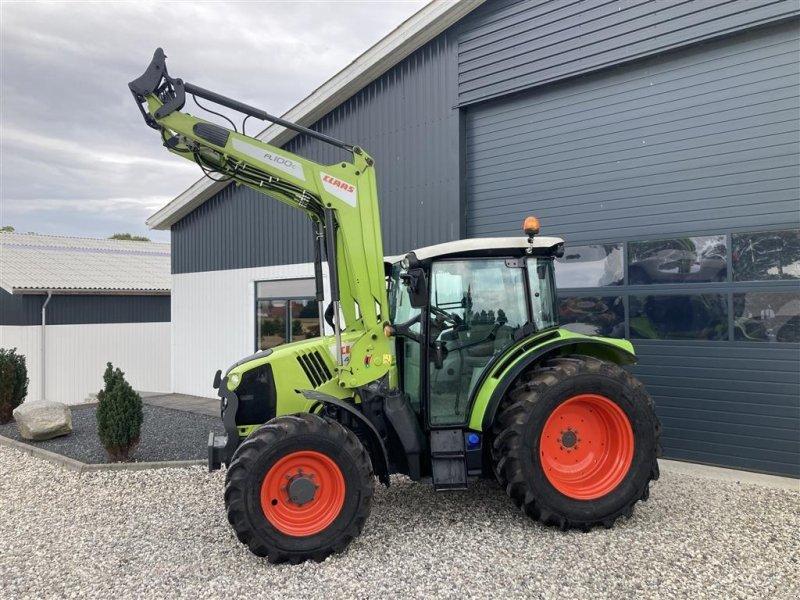 Traktor tipa CLAAS ARION 420 CIS m/frontlæsser, Gebrauchtmaschine u Thorsø (Slika 1)