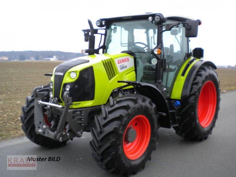 Traktor des Typs CLAAS Arion 420 CIS Panoramadach, Neumaschine in Geiersthal (Bild 1)