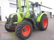 CLAAS ARION 420 CIS PANORAMIC, Frontlader FL 100 C, Klima, Druckluft, NEU ! Traktor