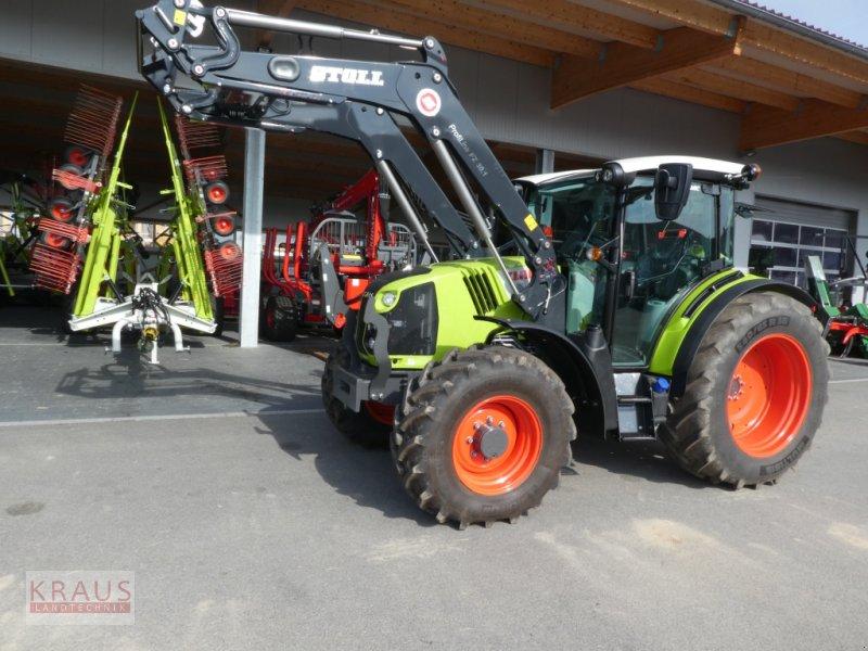 Traktor tipa CLAAS Arion 420 Cis Panoramic mit Stoll Frontlader, Gebrauchtmaschine u Geiersthal (Slika 1)