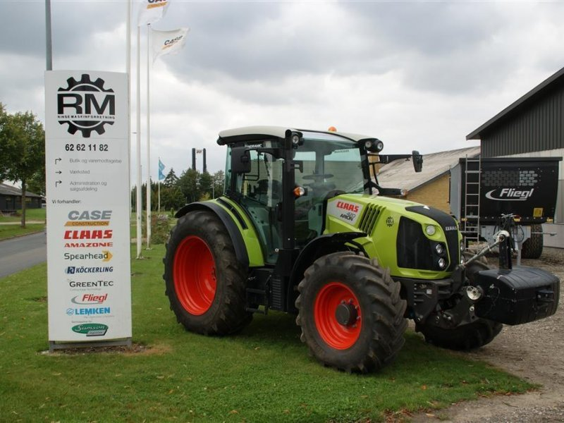 Traktor tipa CLAAS ARION 420 CIS TIER 4, Gebrauchtmaschine u Ringe (Slika 1)