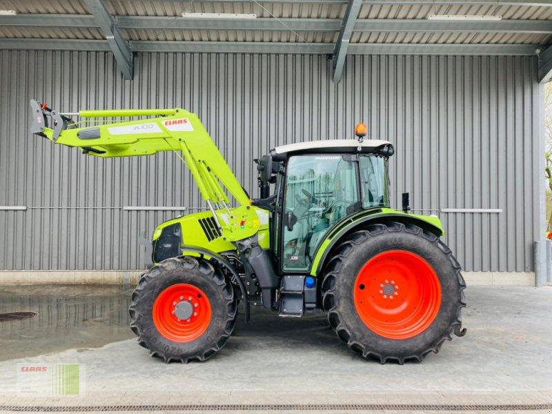 Traktor des Typs CLAAS Arion 420 CIS TOP gepflegt, Gebrauchtmaschine in Weddingstedt (Bild 1)