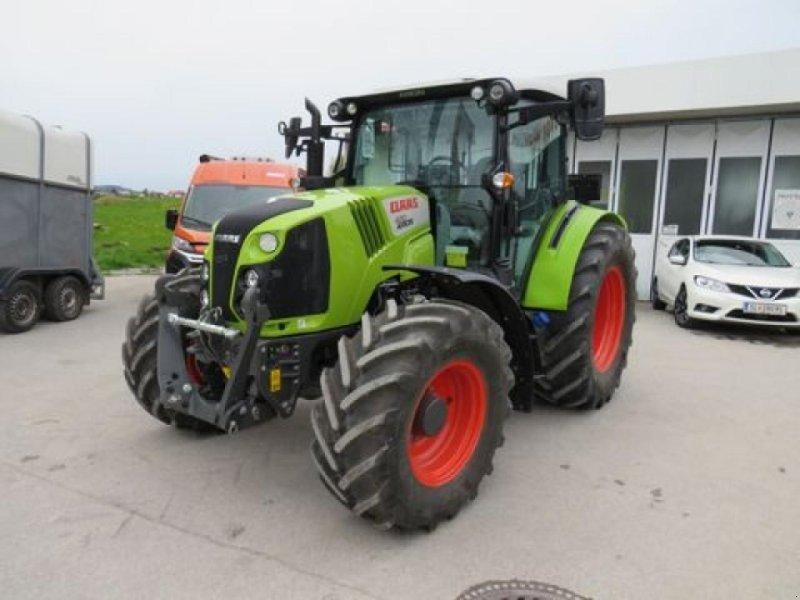 Traktor des Typs CLAAS arion 420 cis, Gebrauchtmaschine in ELIXHAUSEN (Bild 1)