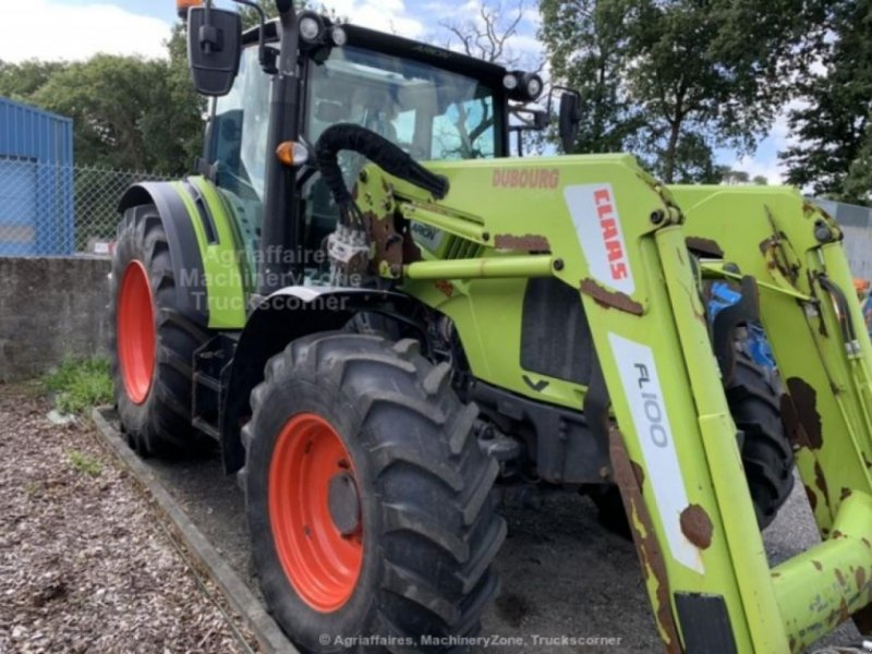 Traktor типа CLAAS arion 420 cis, Gebrauchtmaschine в BLAIN (Фотография 1)