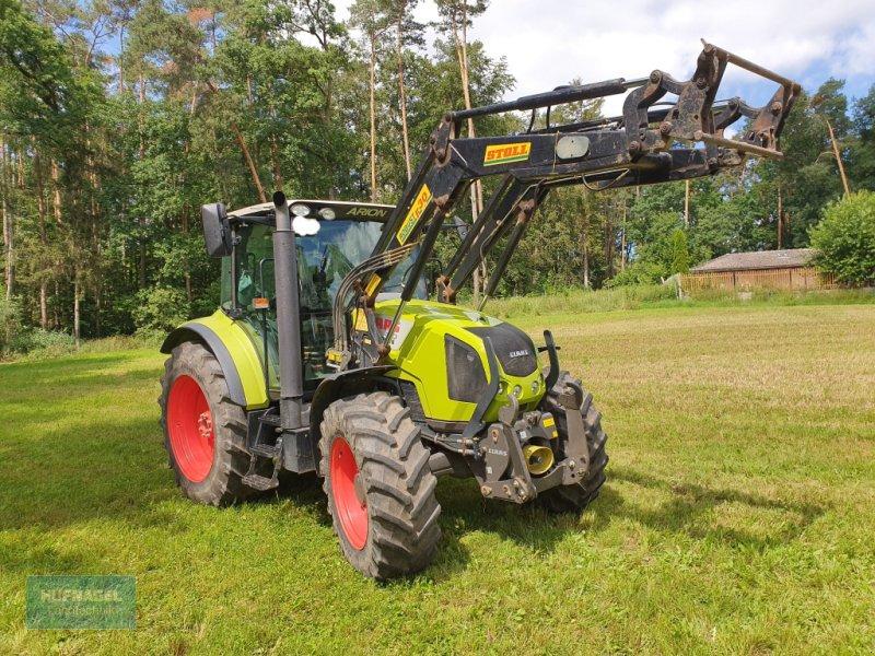 Traktor des Typs CLAAS Arion 420 CIS, Gebrauchtmaschine in Neuhof-Zenn (Bild 1)