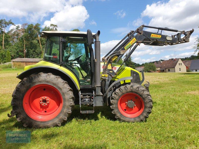 Traktor des Typs CLAAS Arion 420 CIS, Gebrauchtmaschine in Neuhof-Zenn (Bild 2)