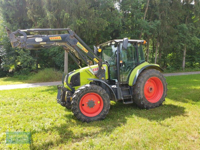 Traktor des Typs CLAAS Arion 420 CIS, Gebrauchtmaschine in Neuhof-Zenn (Bild 4)