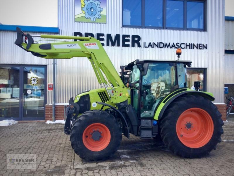 Traktor tipa CLAAS Arion 420 Frontlader Electropilot-Kreuzhebel Smart-Stop LS-Hydr, Gebrauchtmaschine u Asendorf (Slika 1)