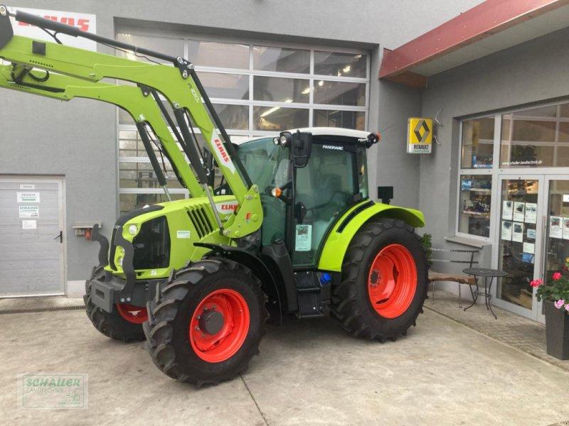 Traktor типа CLAAS Arion 420 m.FL 100e, Aktionsmodell, sofort verfügbar, Neumaschine в Geiselhöring (Фотография 1)