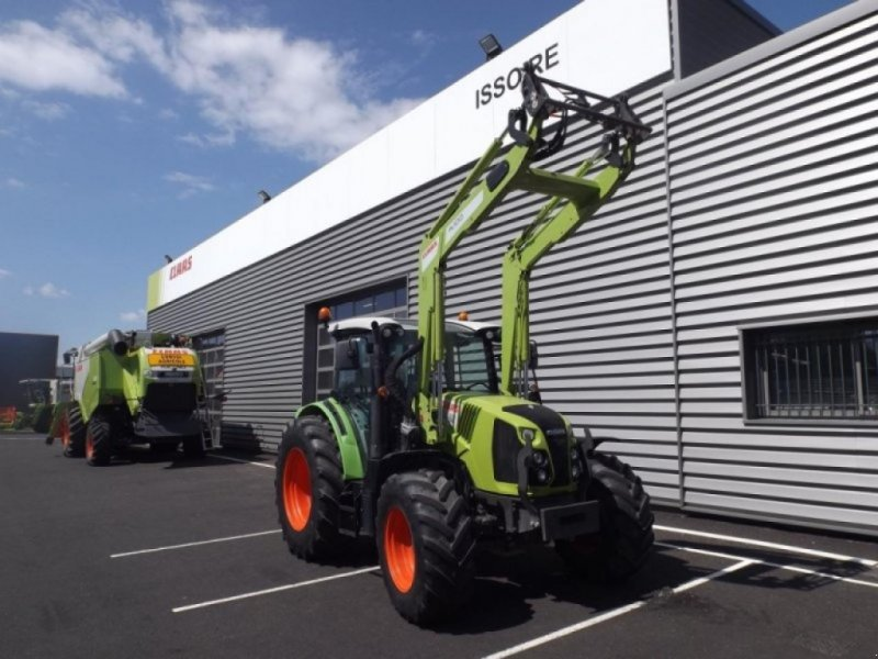 Traktor tipa CLAAS arion 420 panoramique & fl 100, Gebrauchtmaschine u SAULZET (Slika 1)