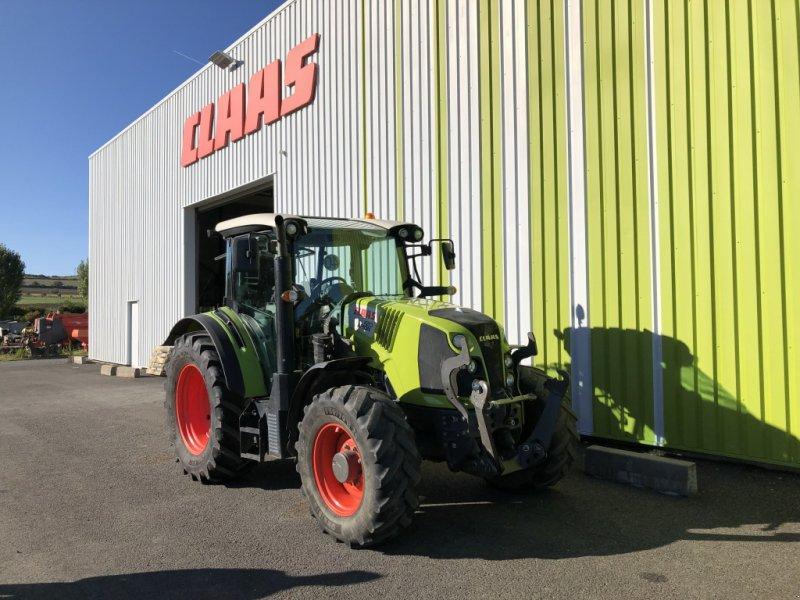 Traktor типа CLAAS ARION 420 SUR MESURE, Gebrauchtmaschine в Gannat (Фотография 1)