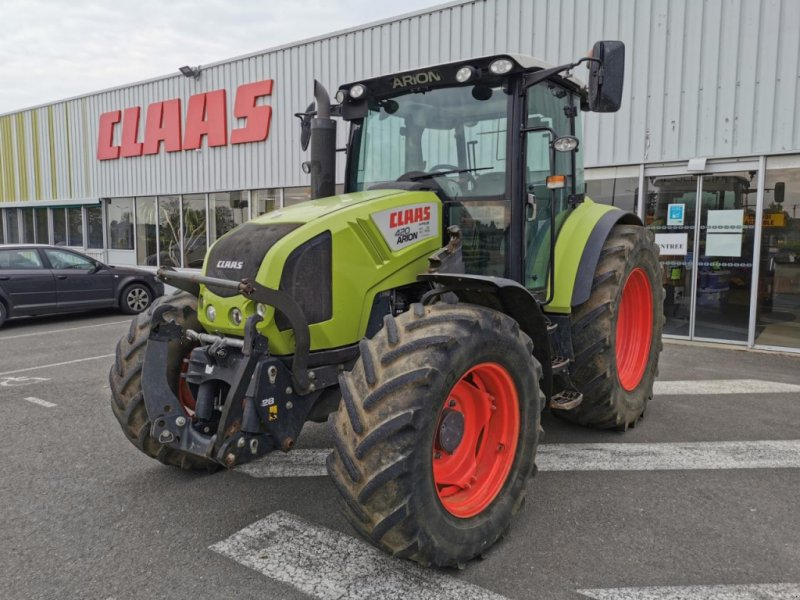 Traktor tipa CLAAS arion 420 t3, Gebrauchtmaschine u ARNAGE (Slika 1)