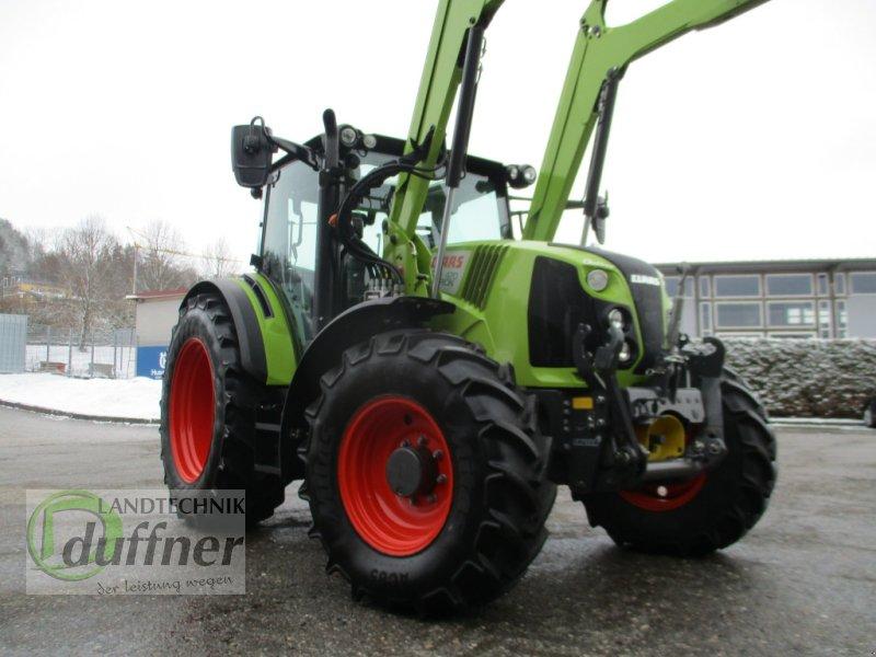 Traktor des Typs CLAAS Arion 420, Gebrauchtmaschine in Münsingen (Bild 1)