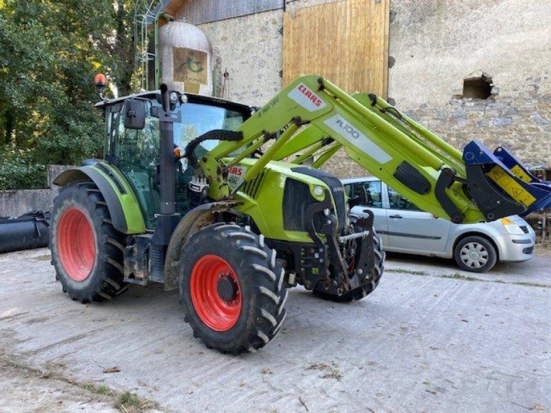 Traktor des Typs CLAAS ARION 420, Gebrauchtmaschine in VESOUL (Bild 1)