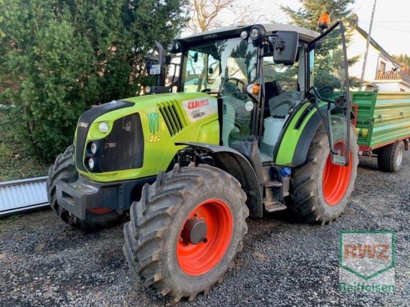 Traktor des Typs CLAAS Arion 420, Gebrauchtmaschine in Diez (Bild 1)