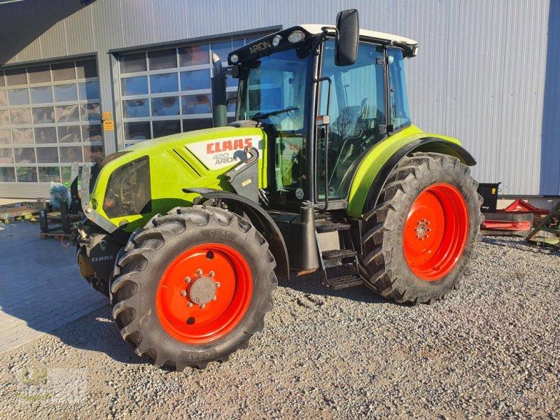 Traktor des Typs CLAAS Arion 420, Gebrauchtmaschine in Aresing (Bild 1)