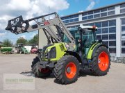 Traktor des Typs CLAAS ARION 420CIS + neuer Frontlader, Gebrauchtmaschine in Leichlingen