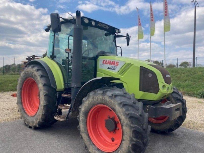 Traktor типа CLAAS arion 430 (a21/300), Gebrauchtmaschine в PONTIVY (56 - MORBIHAN) (Фотография 1)
