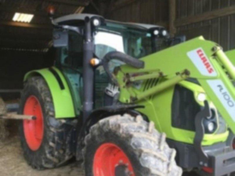 Traktor типа CLAAS arion 430 (a43/110), Gebrauchtmaschine в PONTIVY (56 - MORBIHAN) (Фотография 1)