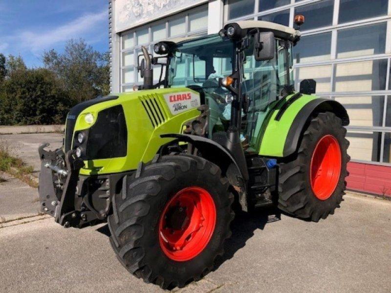 Traktor типа CLAAS arion 430 (a43/110), Gebrauchtmaschine в CHARNAY LES MACON (Фотография 1)