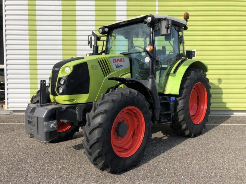 Traktor типа CLAAS arion 430 (a43/110), Gebrauchtmaschine в AILLAS (33 - GIRONDE) (Фотография 1)