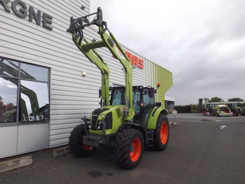 Traktor типа CLAAS arion 430 (a53/300), Gebrauchtmaschine в SAULZET (Фотография 1)