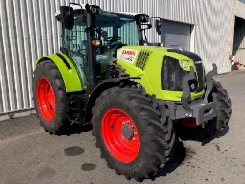 Traktor типа CLAAS arion 430 (a53/300), Gebrauchtmaschine в CHARNAY LES MACON (Фотография 1)