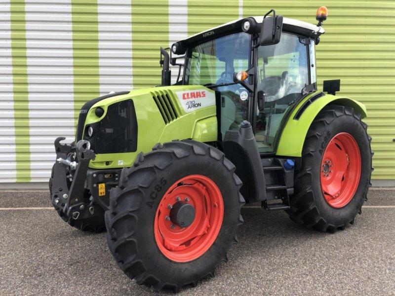 Traktor типа CLAAS arion 430 (a53/300), Gebrauchtmaschine в AILLAS (33 - GIRONDE) (Фотография 1)
