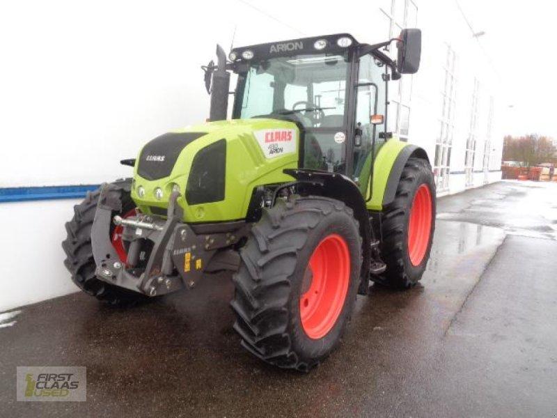 Traktor des Typs CLAAS ARION 430 CIS 115 HP ISO, Gebrauchtmaschine in Langenau (Bild 1)