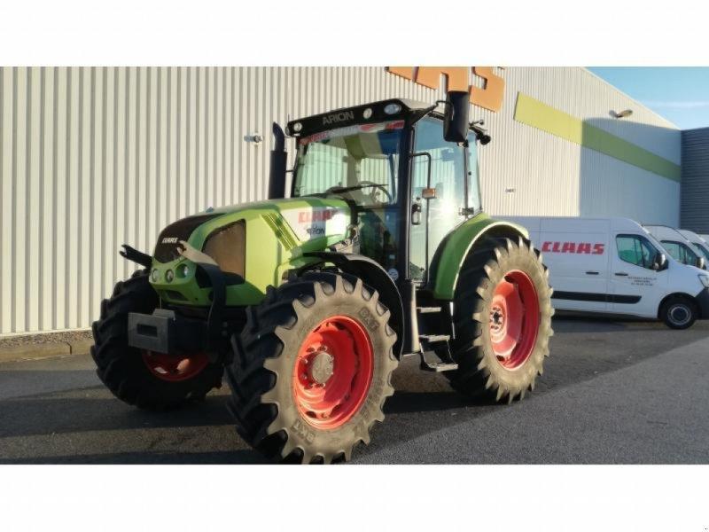 Traktor типа CLAAS ARION 430 CIS, Gebrauchtmaschine в NEUVILLE EN POITOU (Фотография 1)