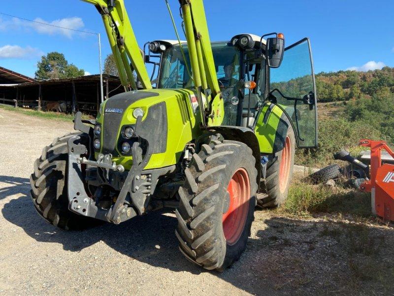 Traktor des Typs CLAAS ARION 430 CIS, Gebrauchtmaschine in ST ELIX THEUX (Bild 1)