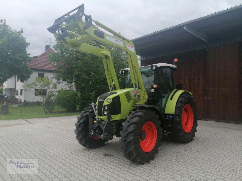 Traktor типа CLAAS Arion 430 CIS, Gebrauchtmaschine в Moosthenning (Фотография 1)