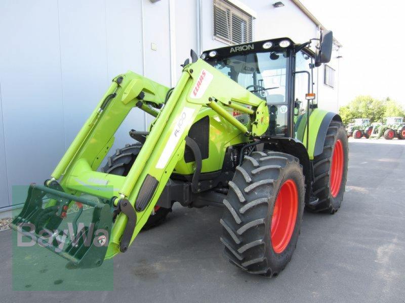Traktor des Typs CLAAS ARION 430 CIS, Gebrauchtmaschine in Großweitzschen  (Bild 1)