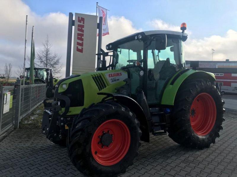 Traktor des Typs CLAAS ARION 440 CIS+, Gebrauchtmaschine in Töging a. Inn (Bild 1)