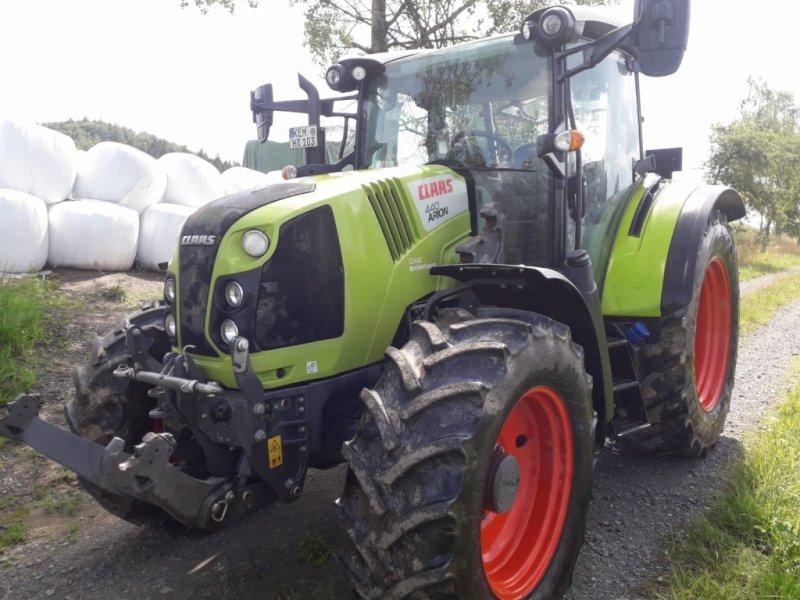 Traktor des Typs CLAAS Arion 440 CIS, Gebrauchtmaschine in Gefrees (Bild 1)
