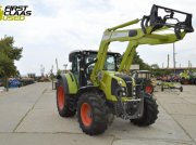 CLAAS ARION 440 + FL120 Tractor