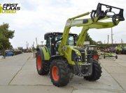 Traktor tip CLAAS ARION 440 + FL120, Gebrauchtmaschine in Afumati
