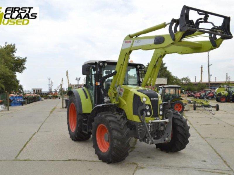 Traktor tip CLAAS ARION 440 + FL120, Gebrauchtmaschine in Afumati (Poză 1)